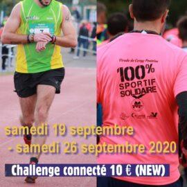 Challenge connecté – 19 au 26 septembre 2020