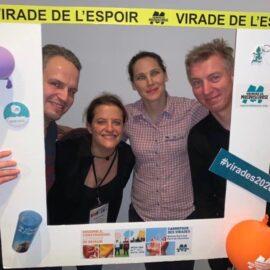 Présentation de l'équipe de la Virade de Cergy-Pontoise